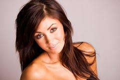 Mulher nova bonita fotos de stock royalty free