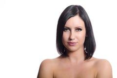 Mulher nova bonita sensual Foto de Stock Royalty Free