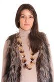 Mulher nova elegante Imagem de Stock Royalty Free