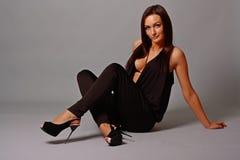 Mulher nova sensual Imagem de Stock