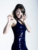 Mulher nova 'sexy' foto de stock royalty free