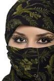 Mulher oriental Fotos de Stock Royalty Free