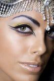 Mulher oriental do dançarino Imagem de Stock Royalty Free