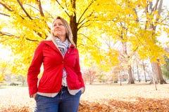 Mulher poderosa segura imagens de stock royalty free