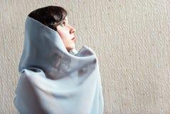 Mulher Praying Fotografia de Stock Royalty Free