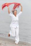 Mulher sênior Foto de Stock