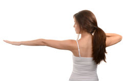Mulher saudável Imagens de Stock