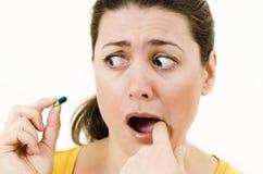 Toothache Fotos de Stock Royalty Free