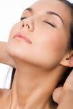 Mulher sensível Foto de Stock Royalty Free
