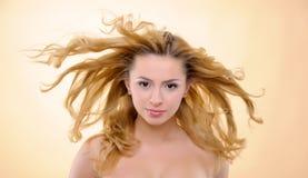 Mulher sensual Foto de Stock Royalty Free