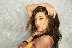 Mulher 'sexy' Fotografia de Stock