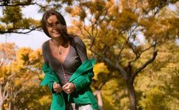 Mulher 'sexy' bonita Foto de Stock