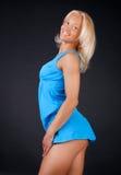 Mulher 'sexy' bonito Fotos de Stock Royalty Free