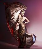 Mulher 'sexy' da forma imagem de stock royalty free