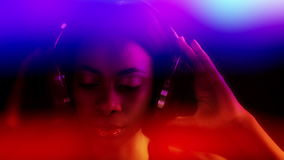 Mulher 'sexy' do disco vídeos de arquivo