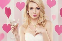 Mulher 'sexy' e bonita fotos de stock royalty free