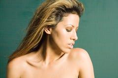 Mulher 'sexy' lindo imagens de stock royalty free