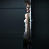 Mulher 'sexy' nova Foto de Stock Royalty Free