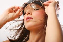 Mulher 'sexy' nova bonita Fotografia de Stock Royalty Free