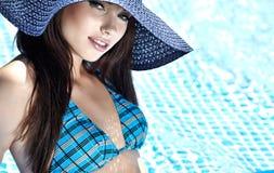 Mulher 'sexy' nova na associação Fotografia de Stock
