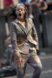 Mulher suja Imagem de Stock Royalty Free