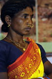 Mulher tribal étnica Foto de Stock Royalty Free