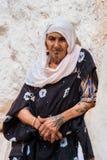 Mulher tribal Imagens de Stock