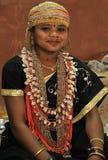 Mulher tribal de Bonda Foto de Stock