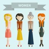 Mulheres Fotos de Stock