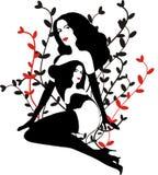 Mulheres Imagem de Stock