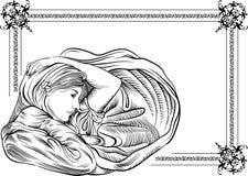 Mulheres ilustração do vetor