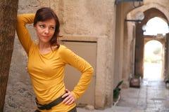 Mulheres agradáveis Imagem de Stock Royalty Free