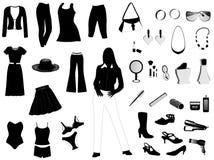 Mulheres ajustadas Foto de Stock Royalty Free