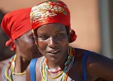 Mulheres angolanas imagem de stock royalty free