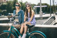 Mulheres ativas novas Fotos de Stock Royalty Free