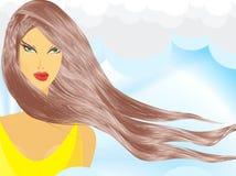 Mulheres bonitas Foto de Stock Royalty Free