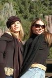 Mulheres bonitas Imagem de Stock Royalty Free