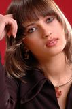 Mulheres bonitas Imagens de Stock Royalty Free