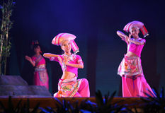 Mulheres chinesas Charming Fotografia de Stock
