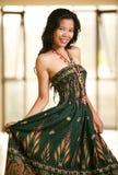 Mulheres da beleza levantadas Fotos de Stock Royalty Free
