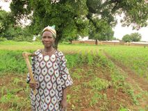 Mulheres de África foto de stock royalty free