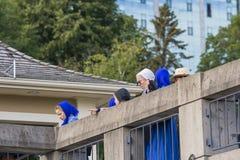 Mulheres de Amish Foto de Stock