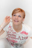 Mulheres de Beuty imagens de stock royalty free