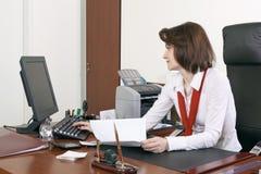 Mulheres de negócio Fotos de Stock