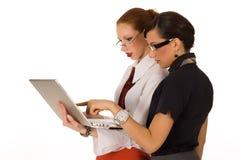 Mulheres de negócio Foto de Stock Royalty Free