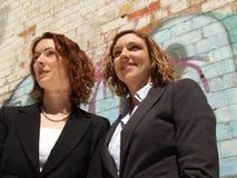 Mulheres de negócio imagens de stock