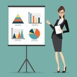 Mulheres de negócio Imagem de Stock