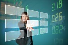 Mulheres de negócio asiáticas Fotografia de Stock Royalty Free