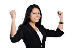 Mulheres de negócio atrativas bonitas fotografia de stock