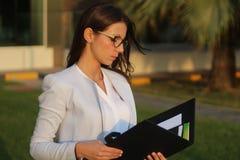 Mulheres de negócio - imagem conservada em estoque Foto de Stock Royalty Free